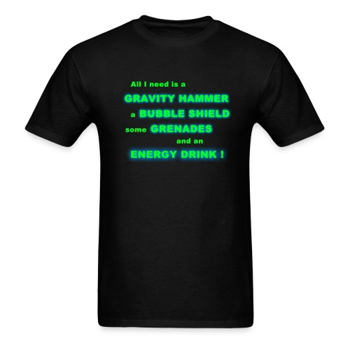 Energy Drink - Men's T-Shirt