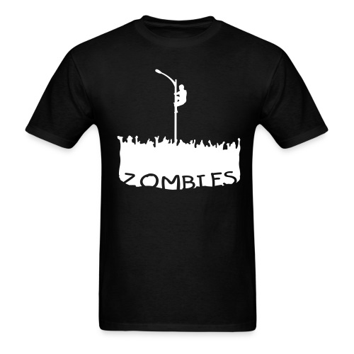 Zombie Attack - Men's T-Shirt