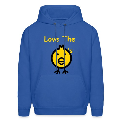Love the Chicks - Men's Hoodie
