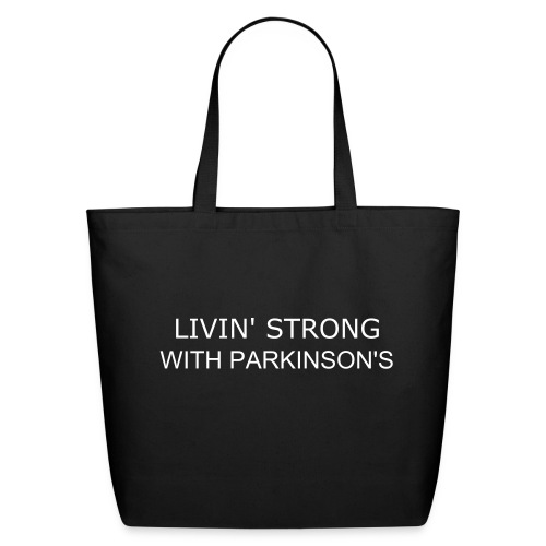 LIVIN STRONG BAG - Eco-Friendly Cotton Tote