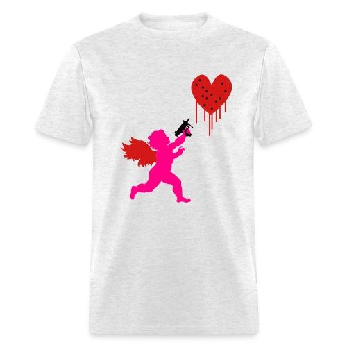 Cupid Uzi - Men's T-Shirt