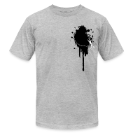 T-Shirts ~ Men's T-Shirt by American Apparel ~ Cut Your Losses tee