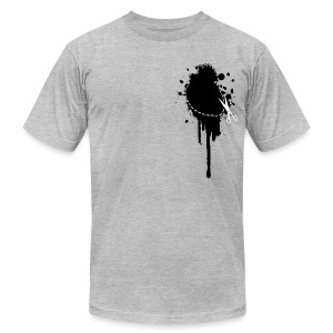 Cut Your Losses tee - Men's T-Shirt by American Apparel