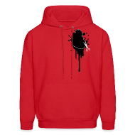 Hoodies ~ Men's Hoodie ~ Cut Your Losses pull over hoodie