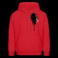 Hoodies ~ Men's Hoodie ~ Cut Your Losses pull over hoodie