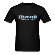 T-Shirts ~ Men's T-Shirt ~ Retro Gamer