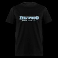 T-Shirts ~ Men's T-Shirt ~ Retro Gamer