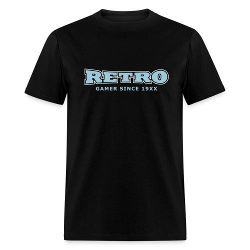 Retro Gamer - Men's T-Shirt