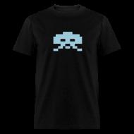 T-Shirts ~ Men's T-Shirt ~ Invader Blue