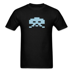 Invader Blue - Men's T-Shirt