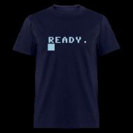 T-Shirts ~ Men's T-Shirt ~ Ready.