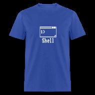 T-Shirts ~ Men's T-Shirt ~ Shell