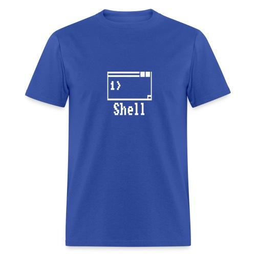 Shell - Men's T-Shirt