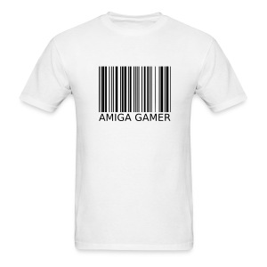 Amiga Gamer - Men's T-Shirt