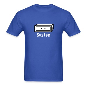 System Drawer - Men's T-Shirt