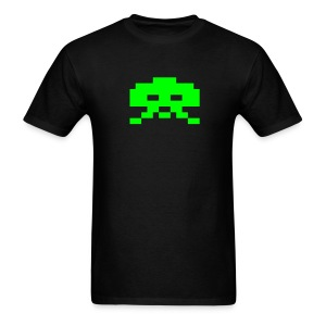 Invader Green - Men's T-Shirt