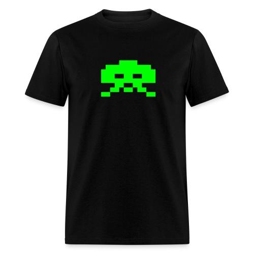 Invader Green - Men's T-Shirt