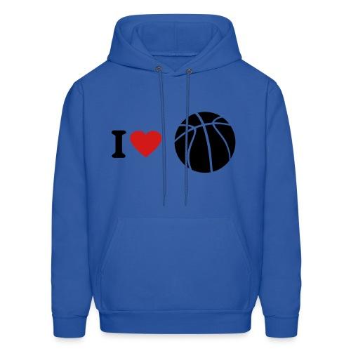 basketball - Men's Hoodie