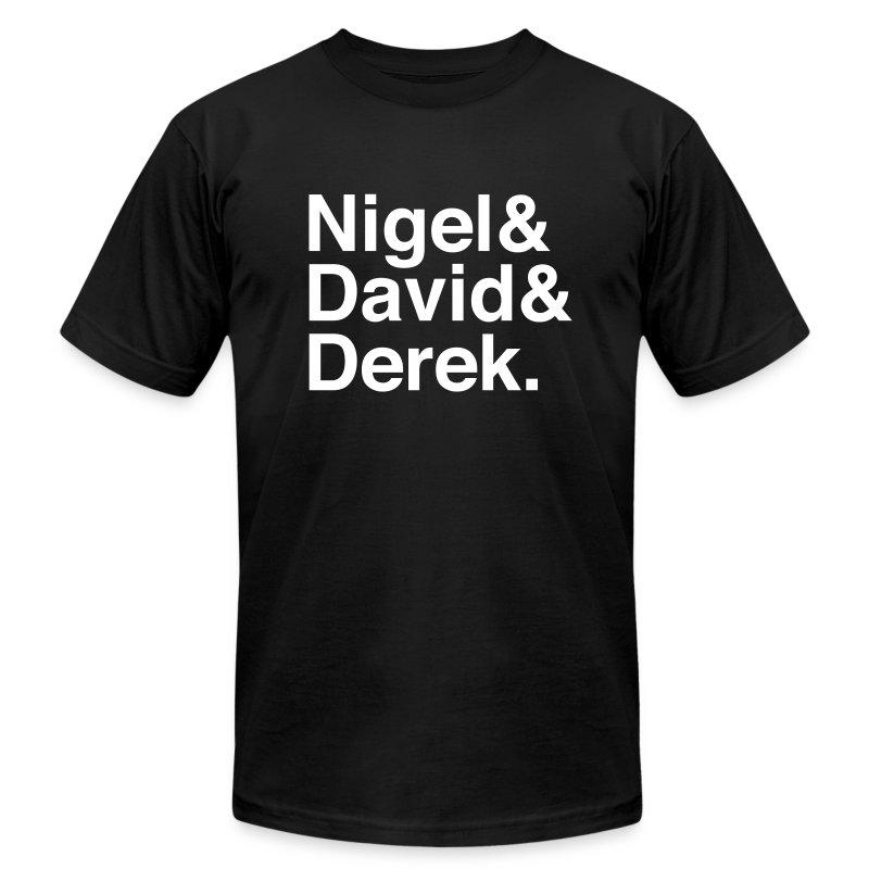 Spinal Tap - Men's Fine Jersey T-Shirt