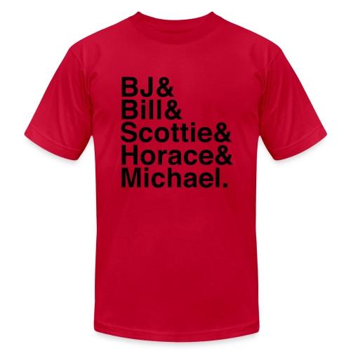 Bulls (1993) - Men's Fine Jersey T-Shirt