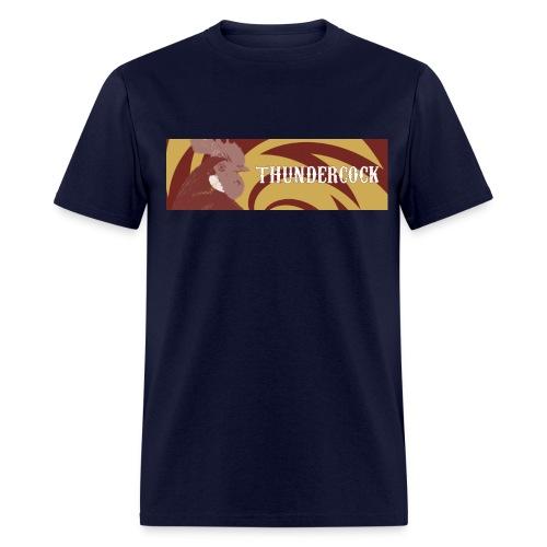 thundercock - wide - Men's T-Shirt
