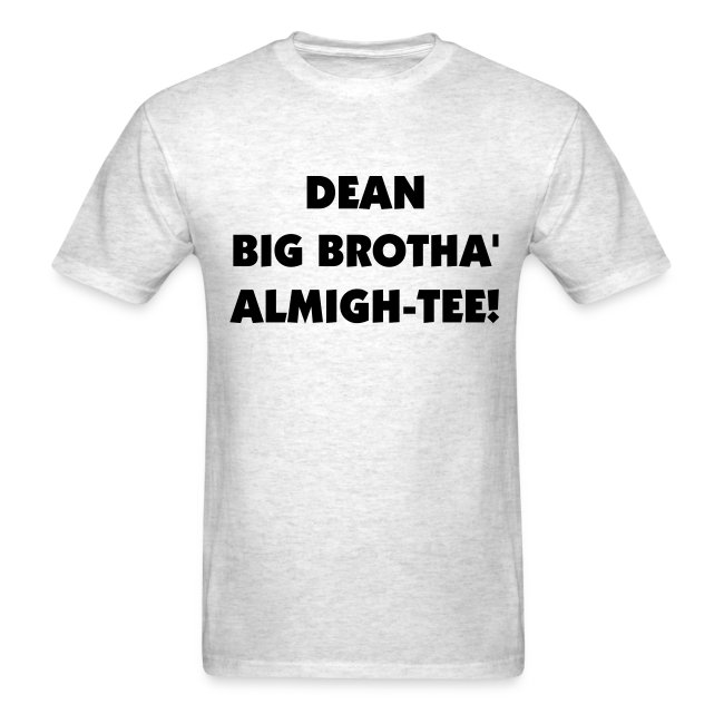 dean big brother almighty