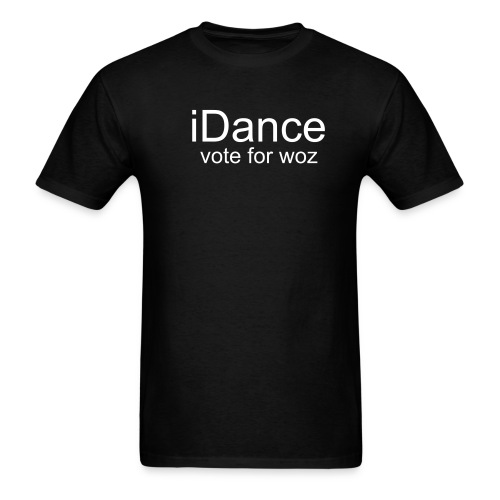 Mens Short Sleeve iDance T-Shirt - Men's T-Shirt