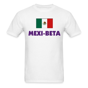 SLB-Mexi-Beta - Men's T-Shirt