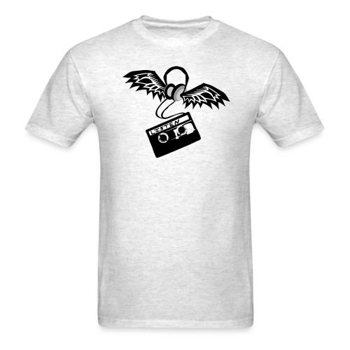 Winged Headphones - Men's T-Shirt