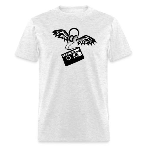 Winged Headphones - Men's T-Shirt