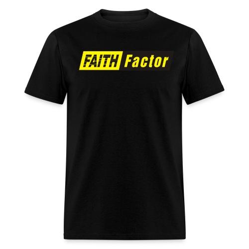 Faith Factor - Men's T-Shirt