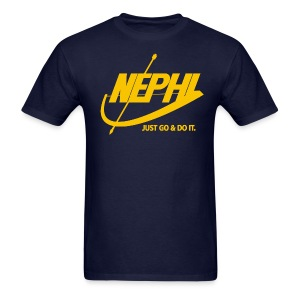 Nephi Deep Yellow - Men's T-Shirt