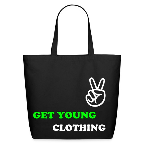 Get Young - Eco-Friendly Cotton Tote