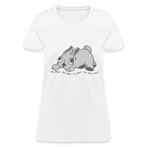 Oh dear... - Women's T-Shirt