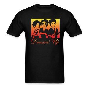 Dressin' Up (Men's - Black) - Men's T-Shirt