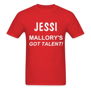Jessi's Got Talent - Men's T-Shirt