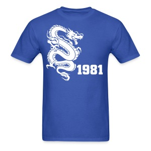 LphiE: Dragon 1981 Shirt - Men's T-Shirt