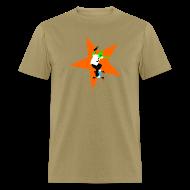 T-Shirts ~ Men's T-Shirt ~ Alien Skater