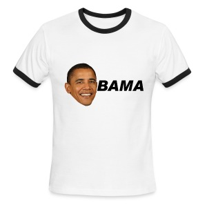Obama T - Men's Ringer T-Shirt
