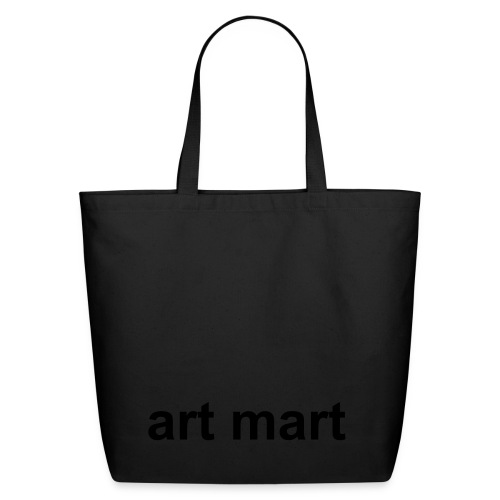Art Mart Eco-Bag - Eco-Friendly Cotton Tote