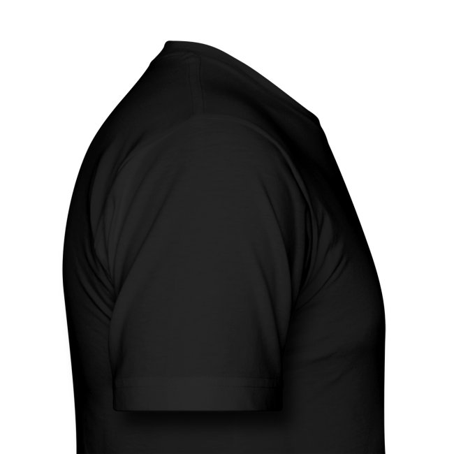 Metallic Silver on Black, with Muff on Back