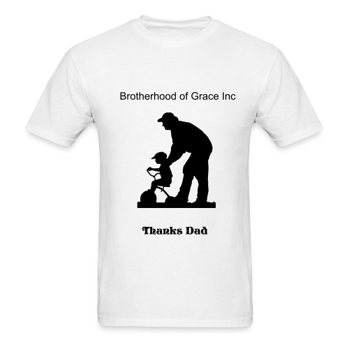 Thanks Dad Tee - Men's T-Shirt