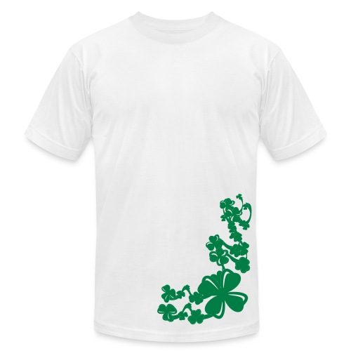 Shamrock - Men's Fine Jersey T-Shirt