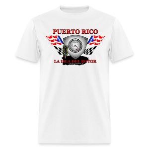 Puerto Rico La Isla Del Rotor - Men's T-Shirt