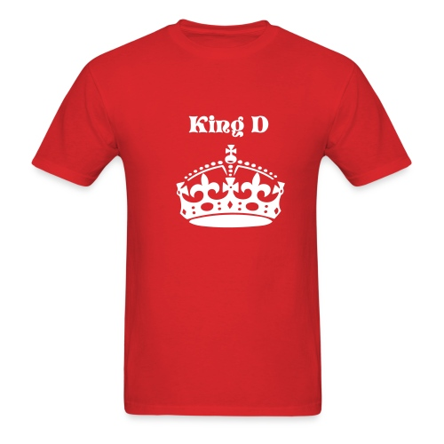 King D champ tee 6 - Men's T-Shirt
