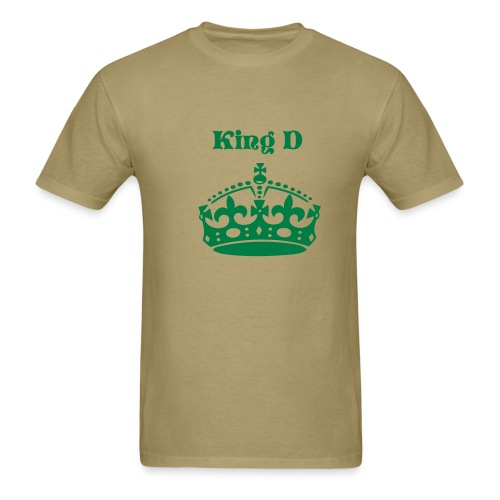 King D champ tee 7 - Men's T-Shirt