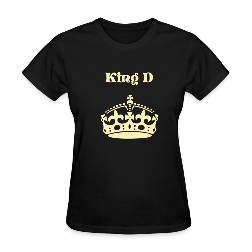 King D champ WMN tee 2 - Women's T-Shirt