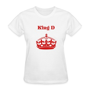 King D champ WMN tee 3 - Women's T-Shirt
