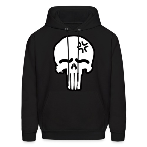 My Punisher Men's Hooded Sweatshirt - Men's Hoodie