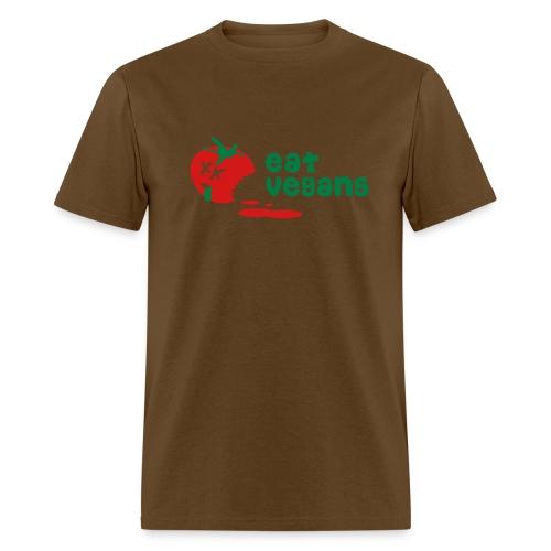 Eat Vegans - Men's T-Shirt